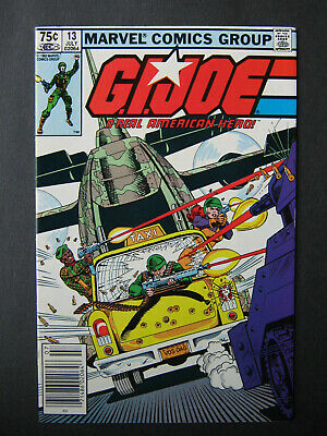 G.i.joe A Real American Hero #13