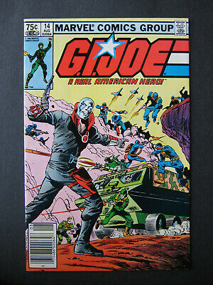 G.i.joe A Real American Hero #14