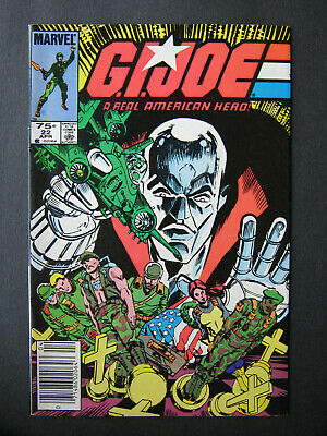 G.i.joe A Real American Hero #22