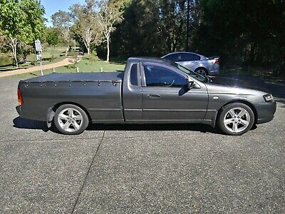 2008 bf series 2 falcon ute style side 3 seat 200kms regd  not xr6 xr8 or fg