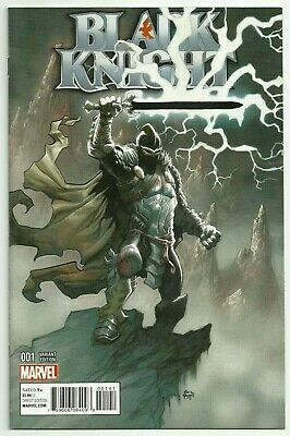 BLACK KNIGHT , no 1 , 1:25 Variant Edition , 2015 , NMint Condition