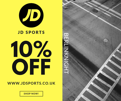 JD Sports 10% Discount Code Promo Code