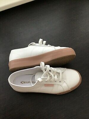 Superga Leather Runners Size 37