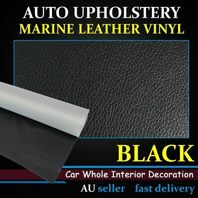 Soft Synthetic Leathercloth Leather Fabric Upholstery Auto Boat Sofa 1.4Mx1.5M