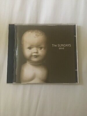 The Sundays : Blind CD (1992)