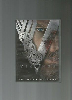 Vikings: The Complete First Season, DVD
