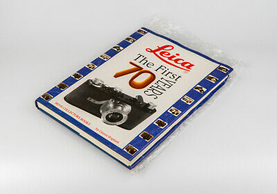 Leica The First 70 Years, A Leica Reference Book, Like New.  #eBayMarket