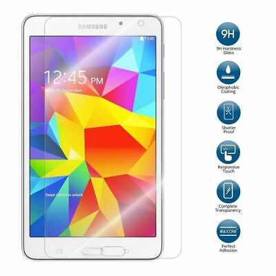 "Tempered Glass Screen Protector for Samsung Galaxy Tab A S 7"" 8"" 10.1"" 10.5"" S4"