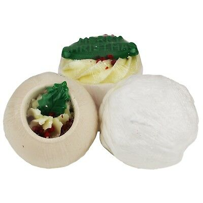 Christmas Bath Bombs Gift Collection Bath, Bubble & Beyond Cosmetic Body Fizzers