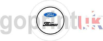 permit holders FORD car logo tax disc holders white pvc
