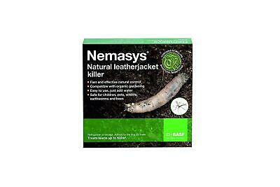 Nemasys Leatherjacket Killer (100Sqm Pack)