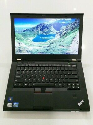 Lenovo Thinkpad T430s Laptop i5 @ 2.60Ghz 8GB RAM 128GB SSD Windows 10 Pro