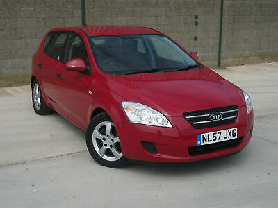 2007 57 Kia Ceed 1.6CRD GS, Only54,000 Miles, S/H, Full MOT, Excellent Condition