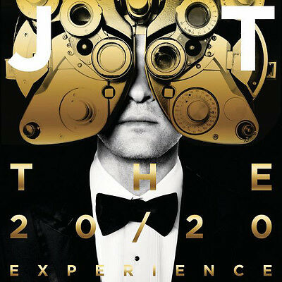 JUSTIN TIMBERLAKE 20/20 Experience 2 Of 2 2013 CD NEW/UNPLAYED
