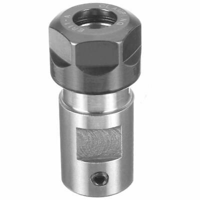 Collet Chuck Motor Shaft Precision Extension Rod ER11A 8mm Toolholder Milling