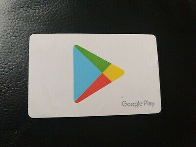 Google Play Gift Card $25 Physical Card