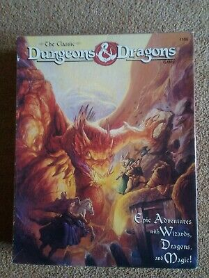 Dungeons And Dragons Boxset 1106, published 1994, TSR