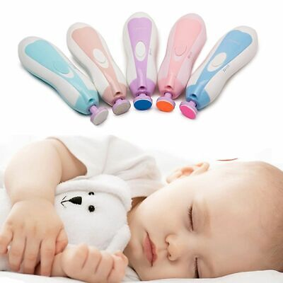 Baby Nail Clippers Automatic Safety Scissors Trimmer Newborn Care Accessories