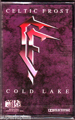 Celtic Frost - Cold Lake - Cassette New and Sealed. First Edition Germany