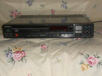 Sony Compact Disc Player CDP-302