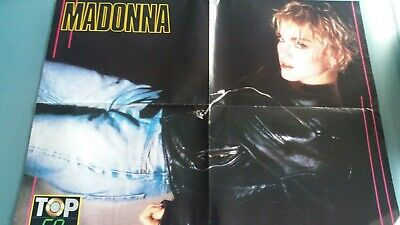 prince  poster 4 pages ou madonna