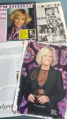 evelyne  leclercq clippings