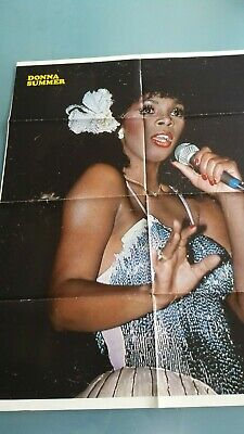 donna summer   poster 8 pages