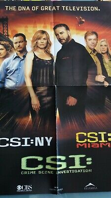 poster 4 pages  heroes  ou csi