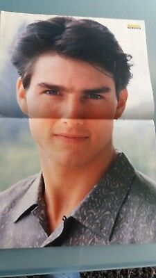 tom cruise   poster 2 pages  ou  madonna
