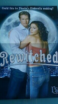 poster 4 pages  charmed ou alias