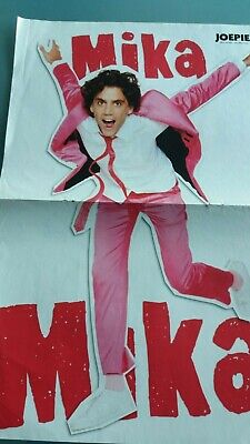 poster 2 pages mika