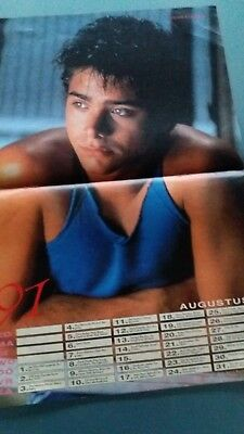 john stamos full house poster 2 pages ou david hasselhoff