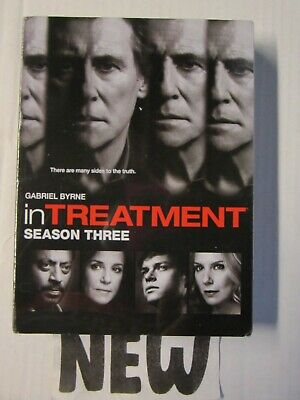 IN TREATMENT Season Three DVD