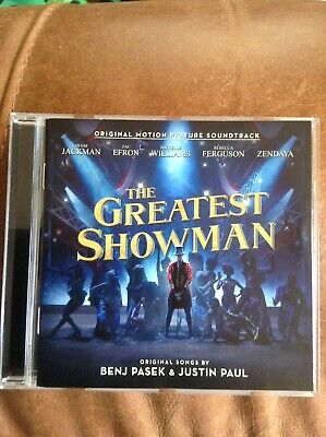 CD: The Greatest Showman  - Original Motion Picture Soundtrack