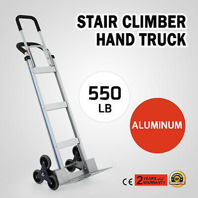Building Supplies 420lbs Max  Load FORAVER Sack Truck Stair