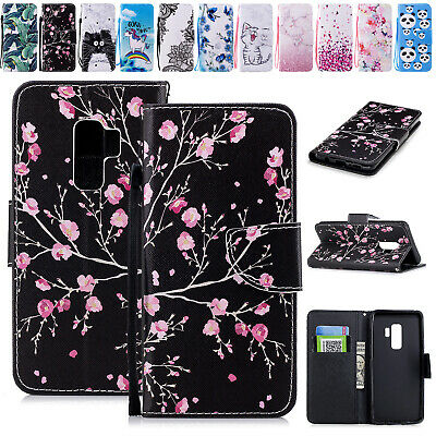 For Samsung Galaxy A50 Case A10 A30 A20 A70 A40 Magnetic Leather Card Slot Cover