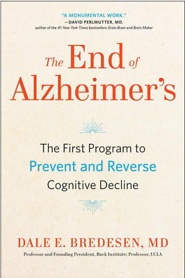The End of Alzheimer's 2017 by Dale Bredesen [digital book] 📩 Email delivery