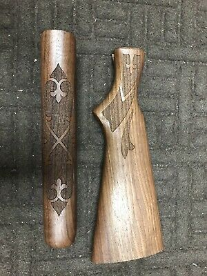 remington 11-87 1100 stock and Forend. Lightly Used