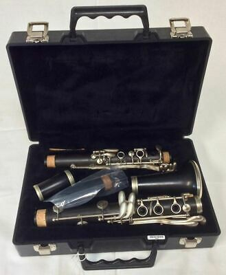 Vintage Dupont Paris France Wood Clarinet - Serviced & ready to play - F574