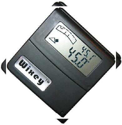 Wixey WR365 Digital Angle Gauge and Level Multi