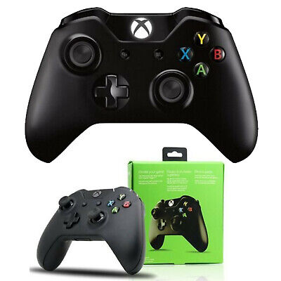 Wireless Game Controller Gamepad Joystick Replacement For Microsoft Xbox One New