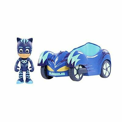 PJ Masks Cat Boy Action Figure with Vehicle