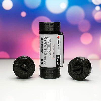 35mm to 120 film spool adapter