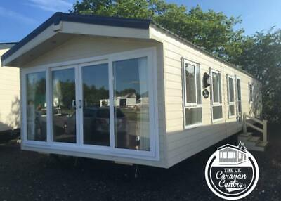 Static Caravan Export Mobile Home Europe Worldwide Shipping Holiday Home Cabin