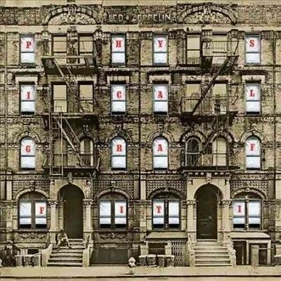 Led Zeppelin - Physical Graffiti - Cd - New