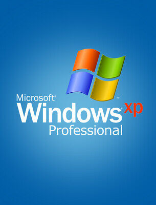 Microsoft Windows XP Professional x64 Bit Englisch Deutsch - NO key Nur Download