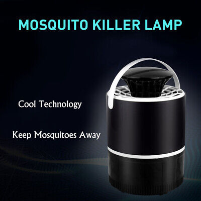 5W Portable Electric Mosquito Killer Lamp washable Insect Killer Pest Control