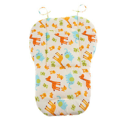 Soft Stroller Cushion Seat Dining Chair Cover Baby Infant Pad Cotton Mat,Zoo