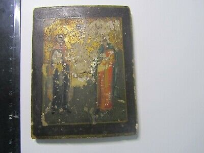 Antique icon 18-19th century 100% original, Icon