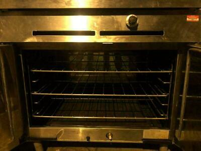 Falcon Dominator Natural Gas oven commercial cooking